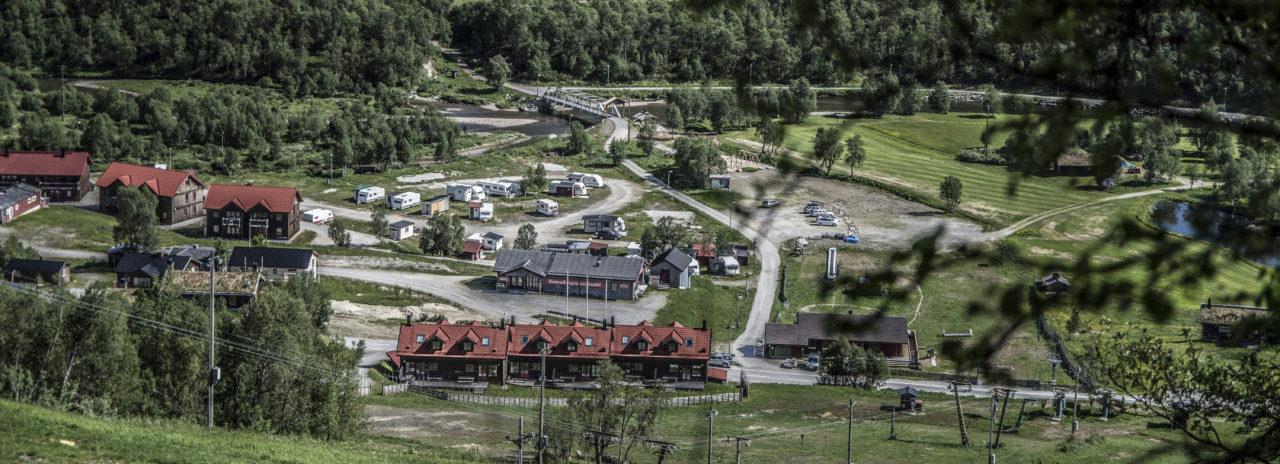 Ramundbergets Camping Bruksvallarna