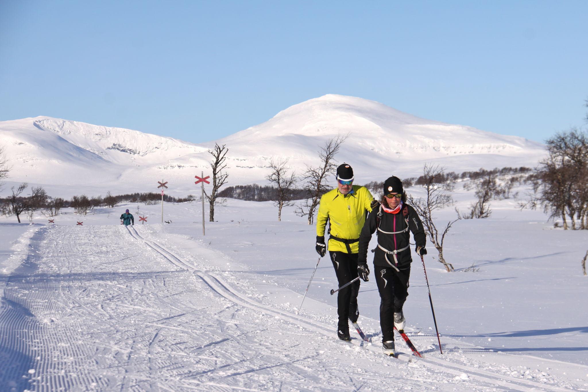 Nordic Ski center 30 år