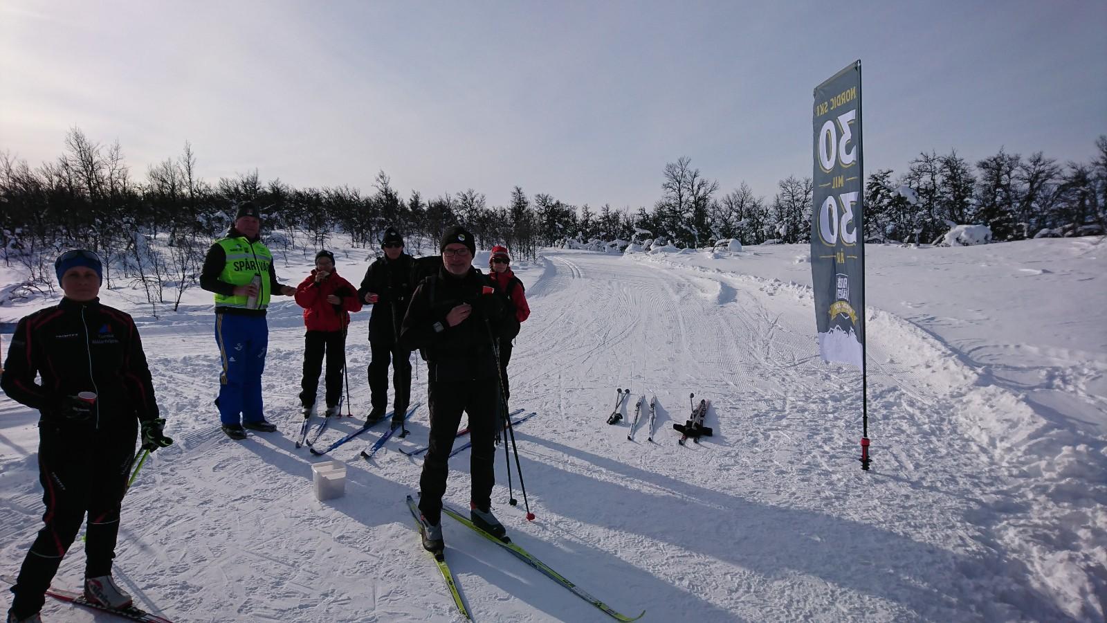 Nordic Ski 30 mil i 30 år Bruksvallarna