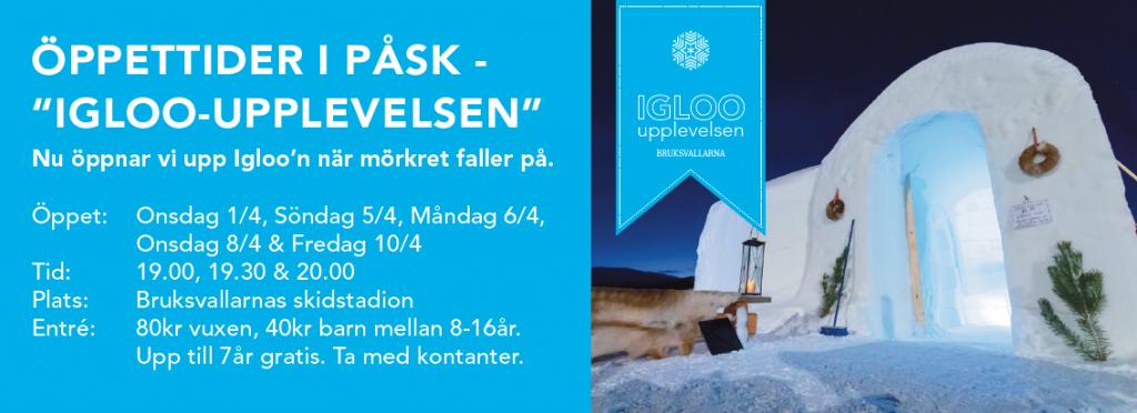 Igloo_annonse_påsk